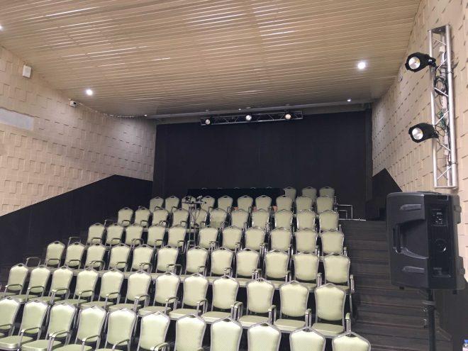 Капитальный ремонт концертного зала Антона Валека, 25