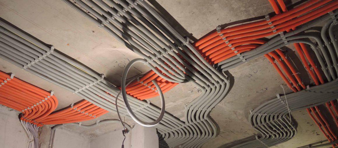 Снижение цен на монтаж кабеля