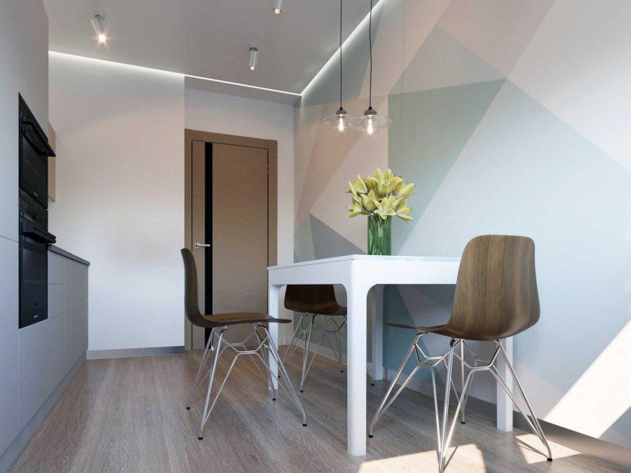 Дизайн проект квартиры Высоцкого