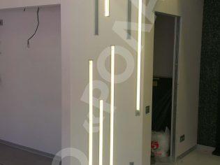 Ремонт офиса по дизайн проекту
