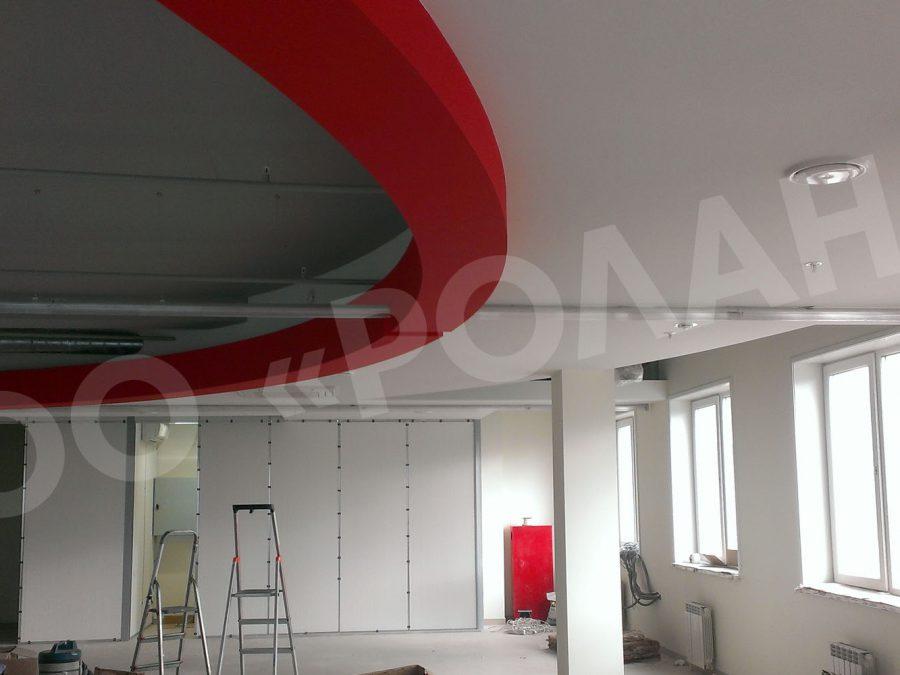 ремонт офисов по дизайн проекту