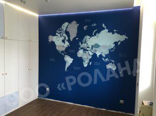 ремонт квартиры по дизайн проекту Высоцкого