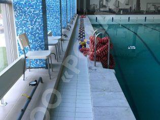 Ремонт помещений бассейна