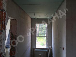ремонт коттеджа по дизайн проекту в г. Полевском