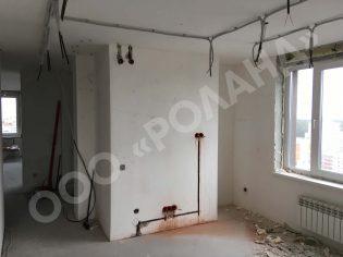 ремонт квартиры по дизайн проекту Краснолесья