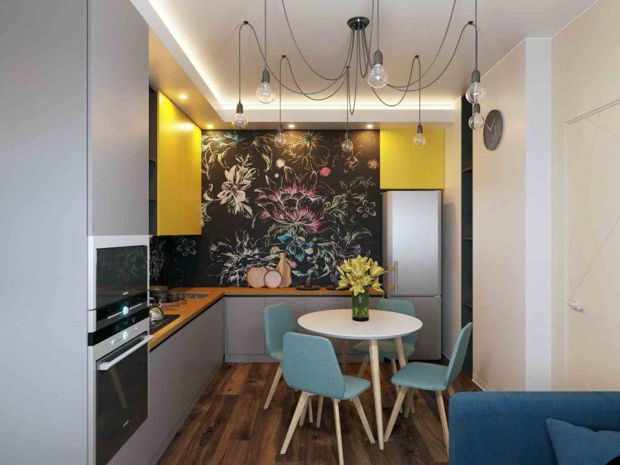 Дизайн проект квартиры ЖК Крылов