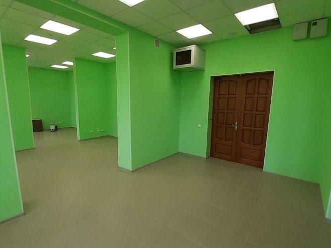 Ремонт аудиторий в здании учебного корпуса в УрГУПС