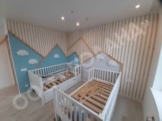 Дизайн проект квартиры ЖК Ньютон Парк