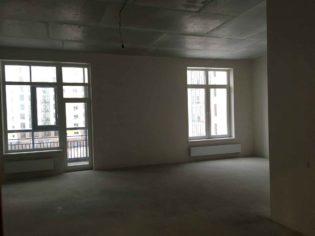 Квартира до ремонта ЖК Ривьера