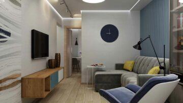 Дизайн проект квартиры - Главное
