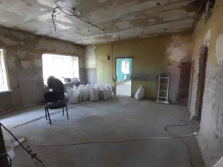 Демонтаж детского центра