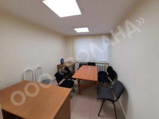 Ремонт офисов социального центра
