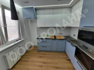 Ремонт квартиры по дизайн проекту Крестинского