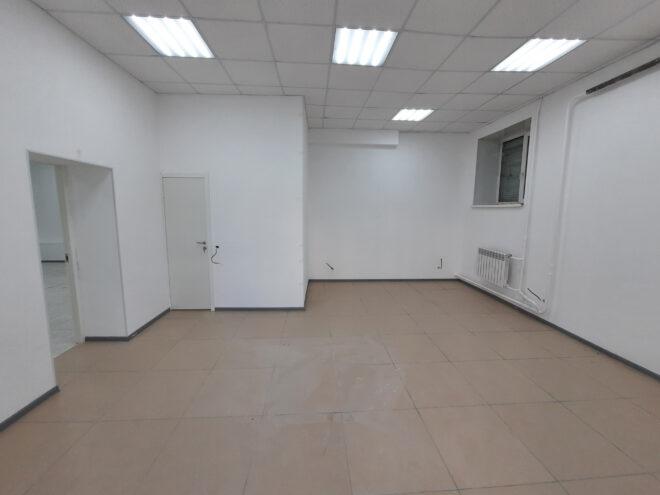 Капитальный ремонт офиса Московская, 42
