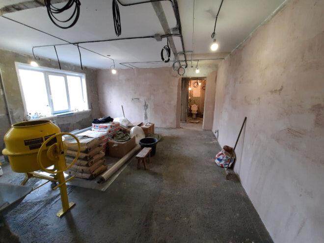 Капитальный ремонт квартиры Бажова, 161
