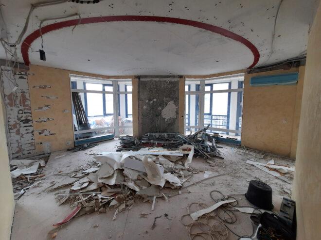 Капитальный ремонт квартиры Хохрякова, 39