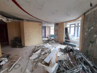 Капитальный ремонт квартиры Хохрякова