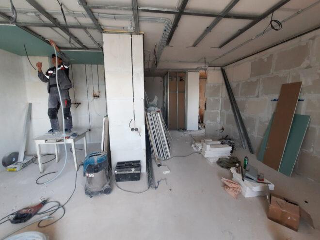 Капитальный ремонт квартиры Ленина, 99А