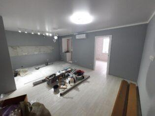 Капитальный ремонт квартиры гостиная